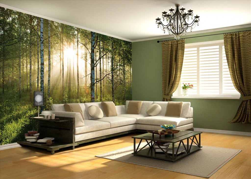 wall_mural_forest